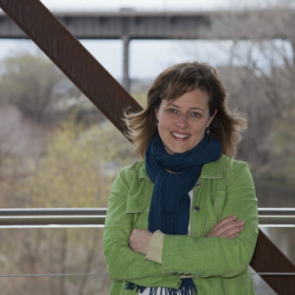 Laura Bray. Photo courtesy of LISC.