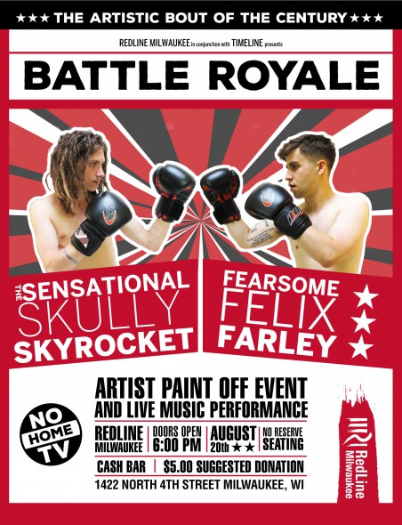 Battle Royale Artist Paint-Off