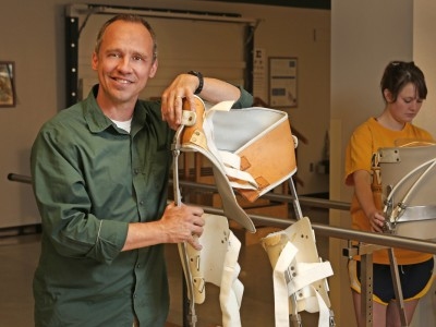 Marquette physical therapy professor honored with Teaching Excellence Award