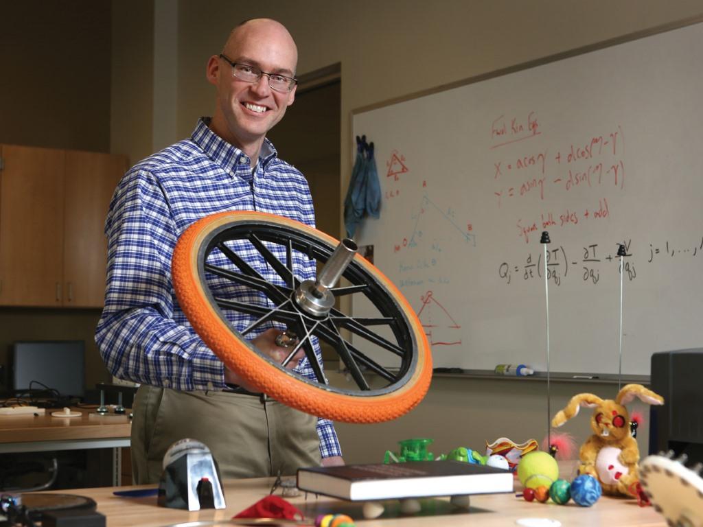 Dr. Philip Voglewede. Photo courtesy of Marquette University.