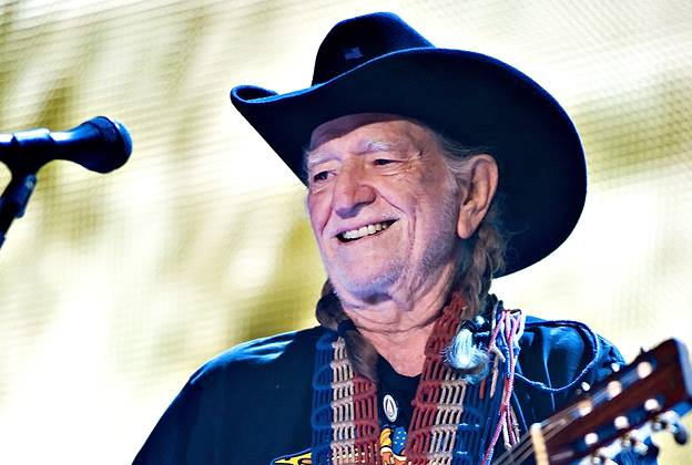Willie Nelson. Photo from Facebook.