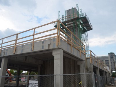 Friday Photos: Walker's Point Apartments Begin To Rise