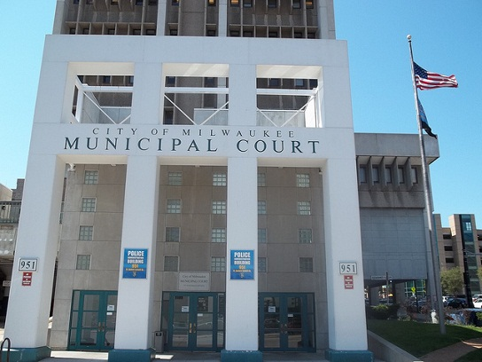 City of Milwaukee Municipal Court.