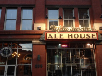 Bar Exam: Milwaukee Ale House