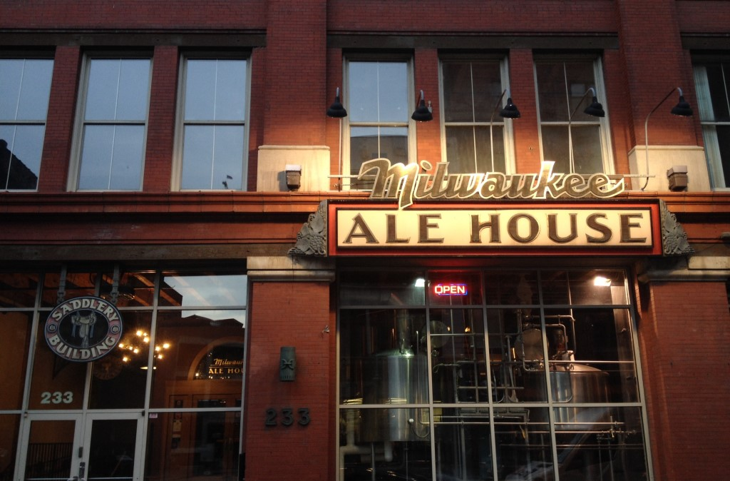 Milwaukee Ale House. Photo by Joey Grihalva.