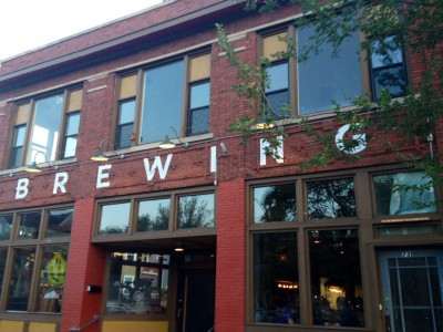 Happy Hour: Company Brewing is Top Brass