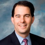 Walker Signs Lame Duck Bills