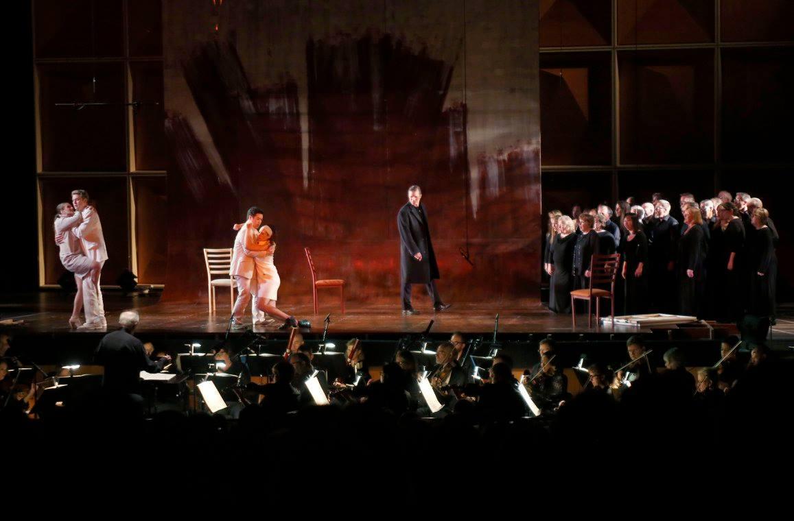 W. A. Mozart's Cosí fan tutte. Photo by Jonathan Kirn Photography.