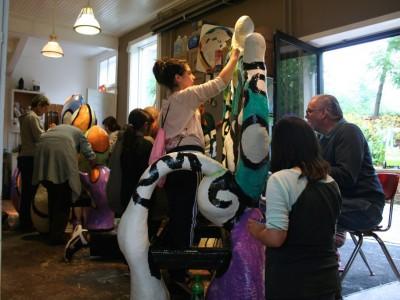 Community Art Inspires