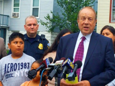 Attorney Michael Hupy Announces $25,000 Reward in Child Shooting Case