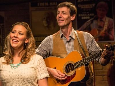 Theater: The Rep Goes Back Home Again