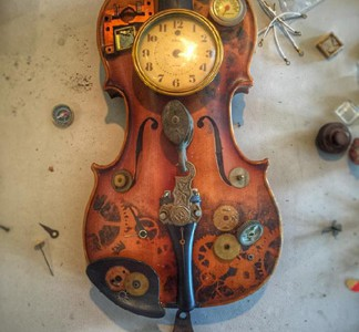 New Steampunk Exhibit coming to the Cedarburg Cultural Center