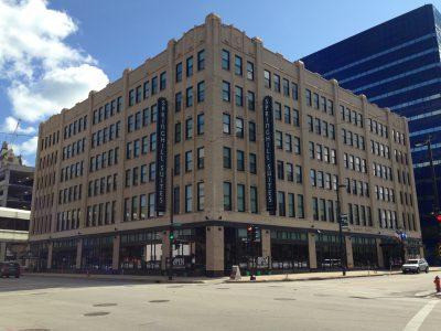 SpringHill Suites (Commerce Building)
