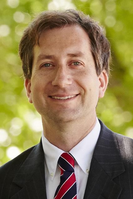 David Strifling. Photo courtesy of Marquette University.