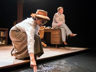 Theater: Love (Sort Of) Between Poets