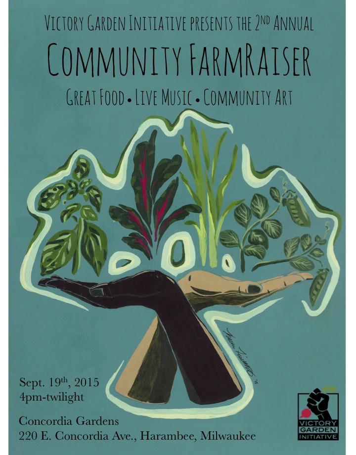 Come & Get It: FarmRaiser & Film Fest!