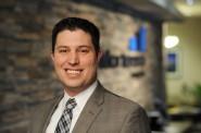 Ben Goetter. Photo courtesy of Mortenson Construction.