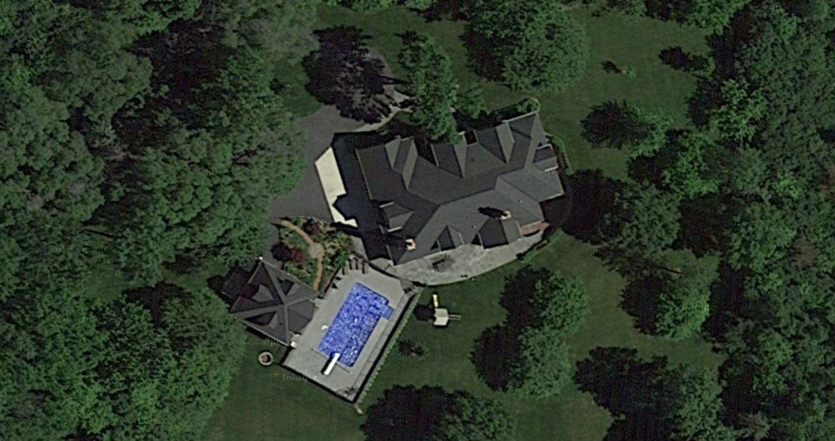 Michael Carter-Williams' River Hills Mansion
