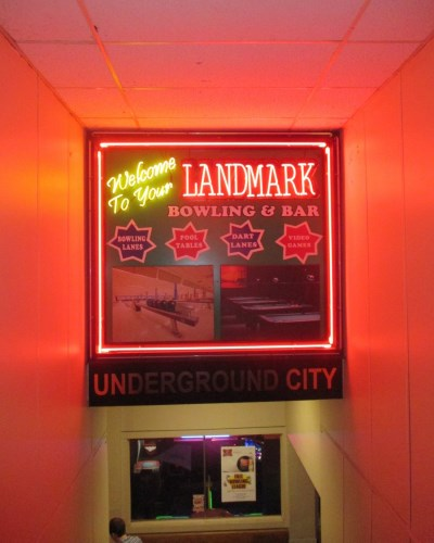Underground City. Photo by Jeramey Jannene.