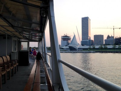 Weekly Happy Hour: Vista King Offers Great Lake Cruises