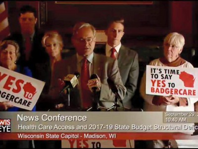 Legislative Leaders and Citizen Action Call on Walker to Make Course Correction on BadgerCare