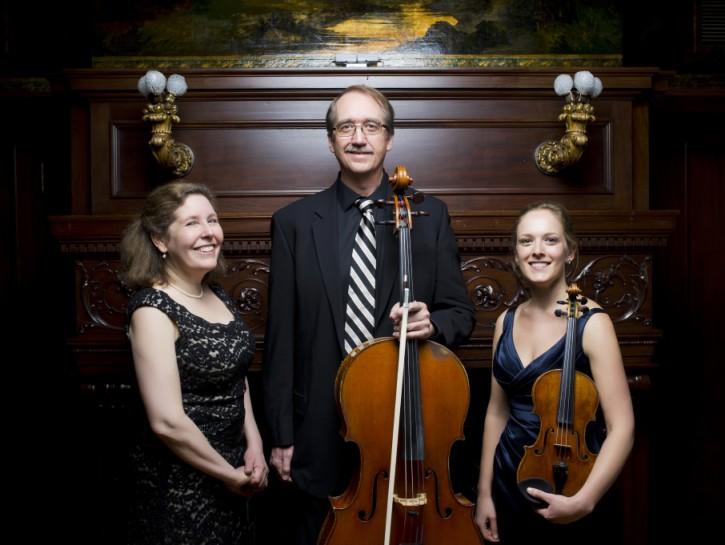 Prometheus Trio Returns to Live Performance