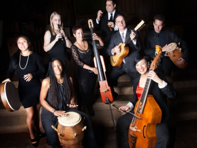 Early Music Now's Opens 29th Season with Baroque + Latin Soul