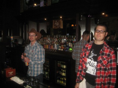 Bar Exam: The Winchester, a Zombie Bar?