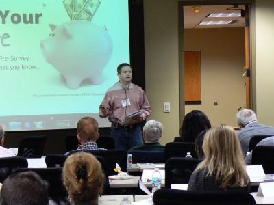 Milwaukee Volunteers: Tom Parks Teaches Financial Literacy to Teens