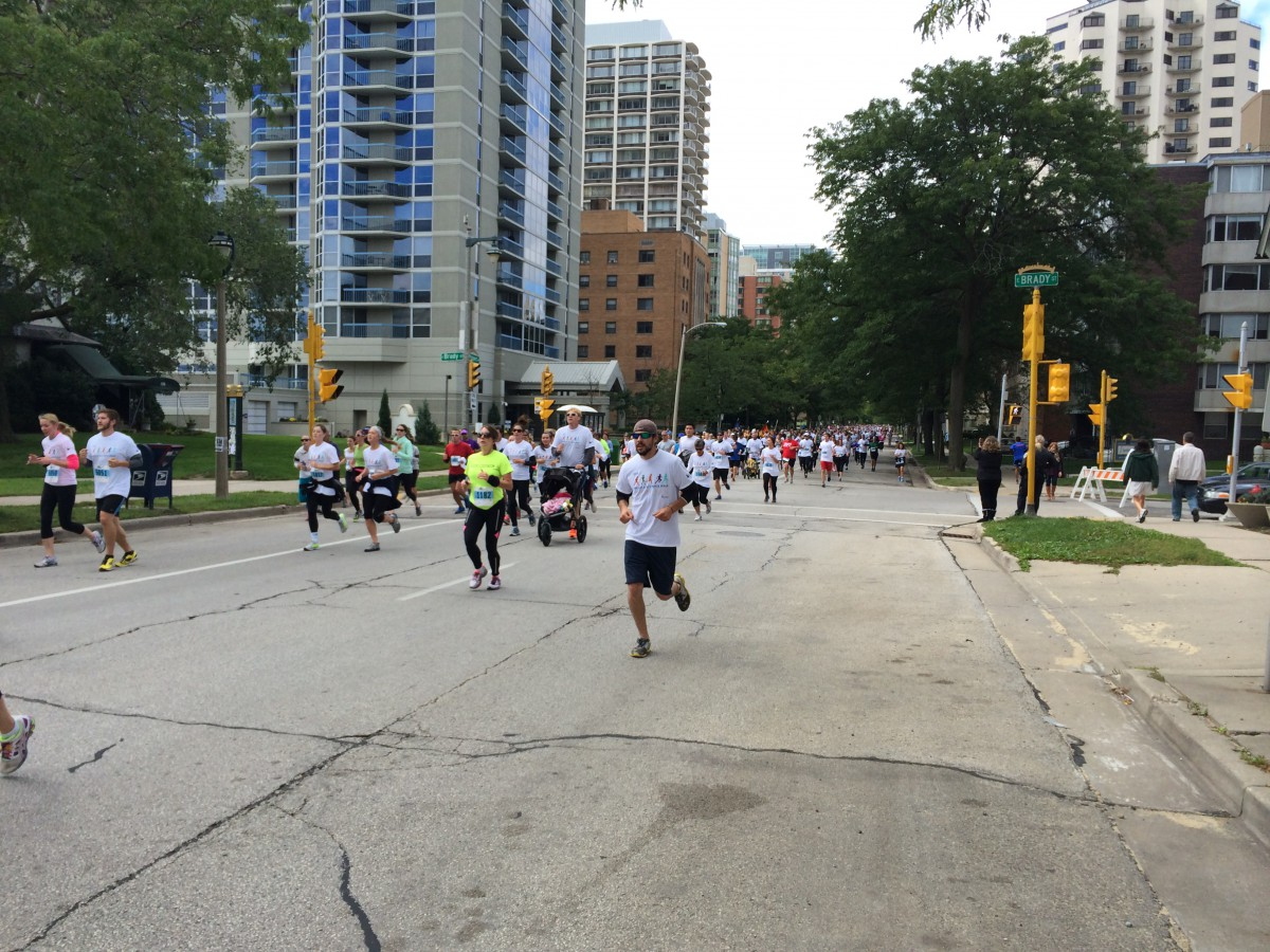 Briggs & Al's Run & Walk for Children's Hospital – Traffic and Parking Patterns to Change