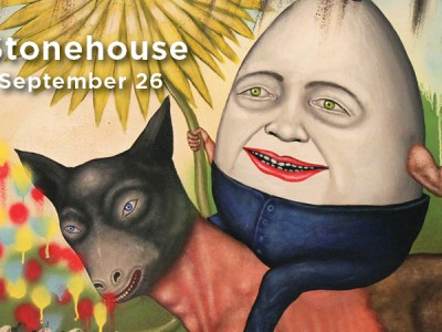 Fred Stonehouse: The Promise of Distant Things at the Museum of Wisconsin Art