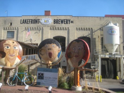 Bar Exam: Lakefront Brewery
