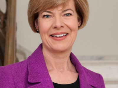 U.S. Senator Tammy Baldwin's Bipartisan Work Recognized by National Organization