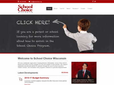 The State of Politics: The Explosive Growth of School Choice