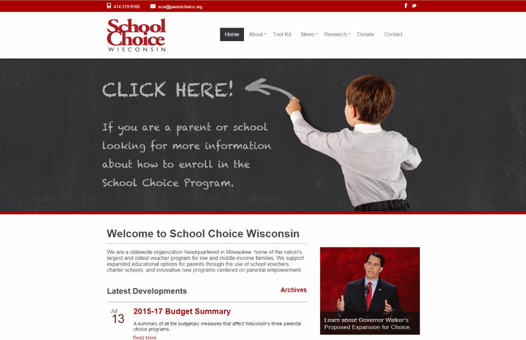 School Choice Wisconsin