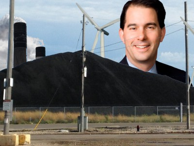 "Back in the News: Walker ""Worst"" Candidate on Wind, Solar?"