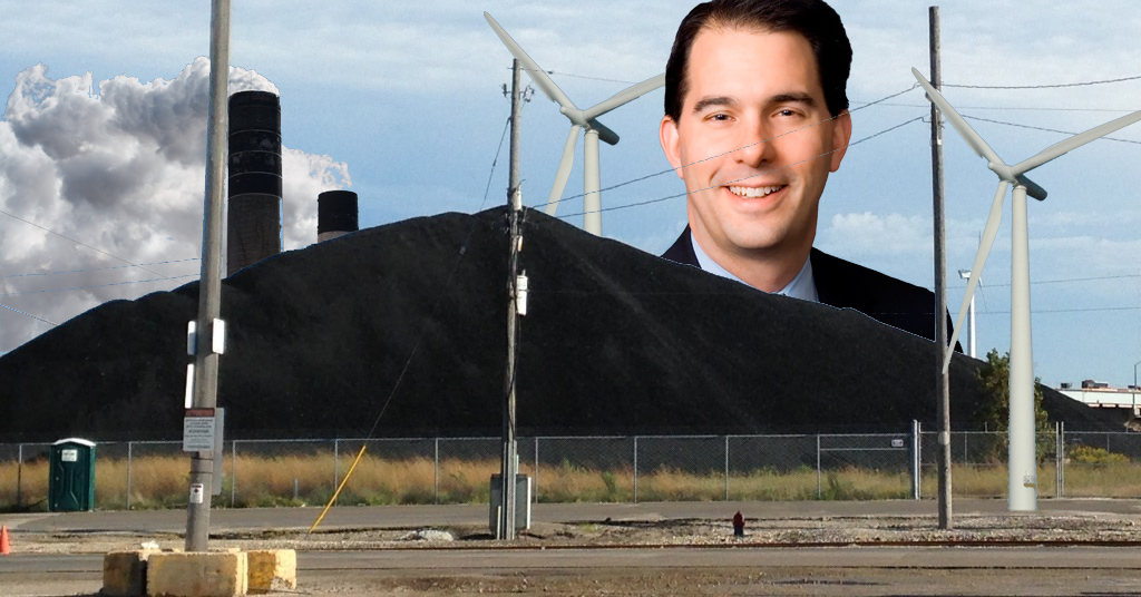 Scott Walker and Energy