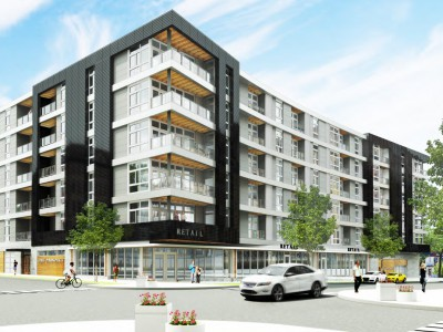 "6-Floor East Side ""Contour"" Plan Approved"
