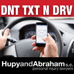 Sponsored: Hupy and Abraham, DNT TXT N DRV
