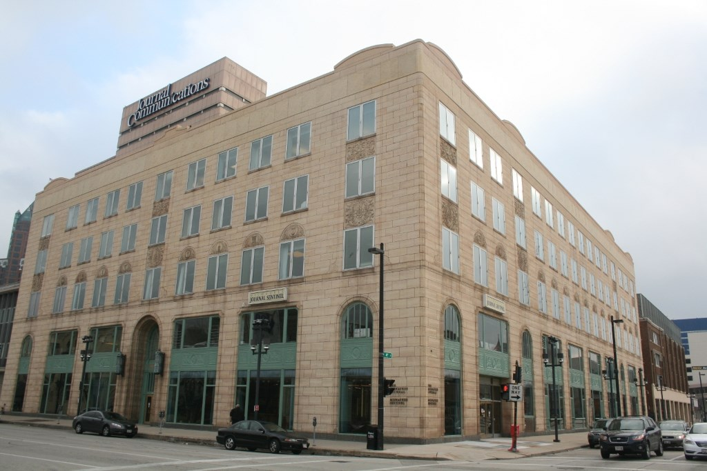 Milwaukee Journal Sentinel Headquarters
