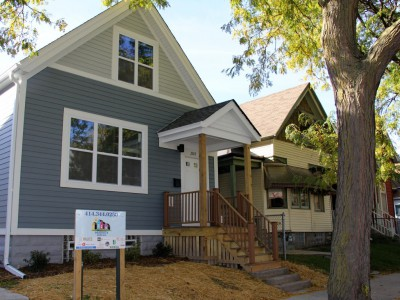 Improvements to Near North Side Housing Made