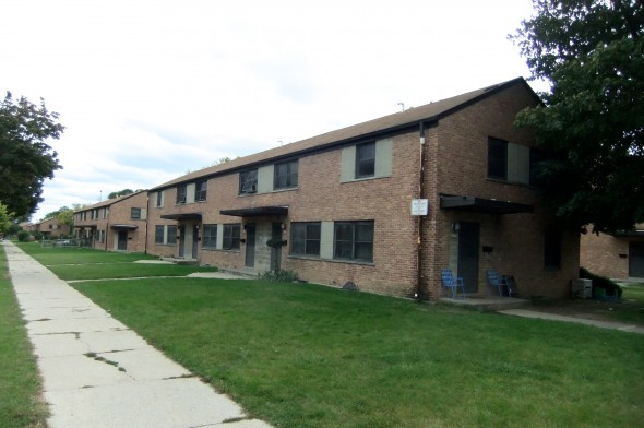 The City of Milwaukee and the Housing Authority of the City of Milwaukee received a $30 million grant to redevelop Westlawn and the surrounding neighborhood. Photo by Wyatt Massey.
