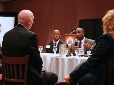 Black Leaders Say Joblessness Among Black Men is Rooted in Racism