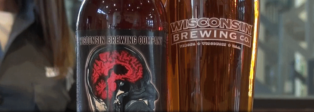 Psychops by Wisconsin Brewing Company (Madison, Wisconsin).