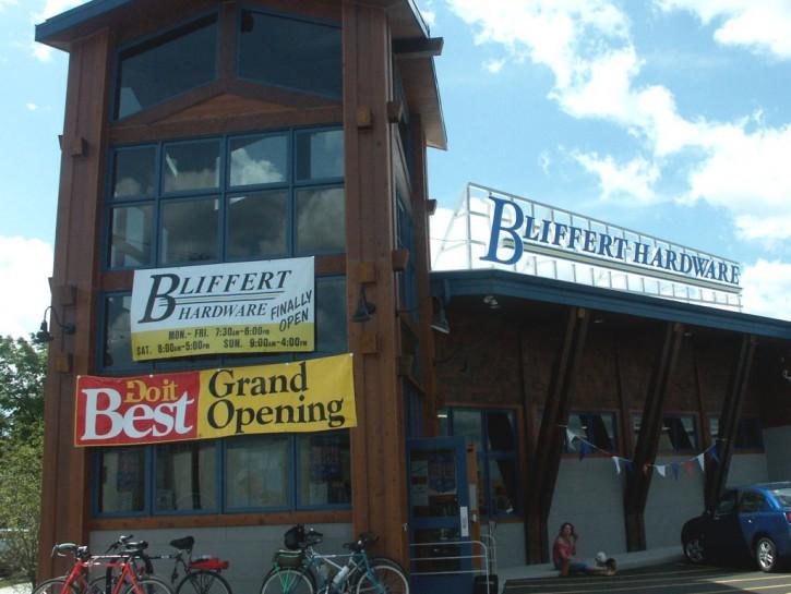 City Business: How Bliffert Lumber Got Into Hardware