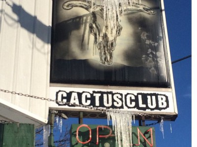 Weekly Happy Hour: Cactus Club Brings the Bands