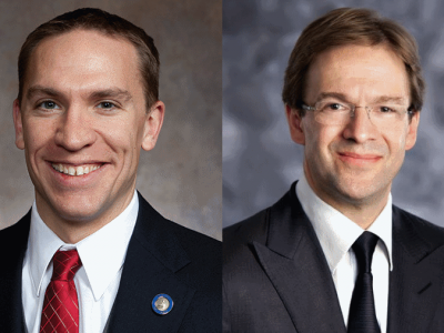 The State of Politics: Can Larson Beat Abele?