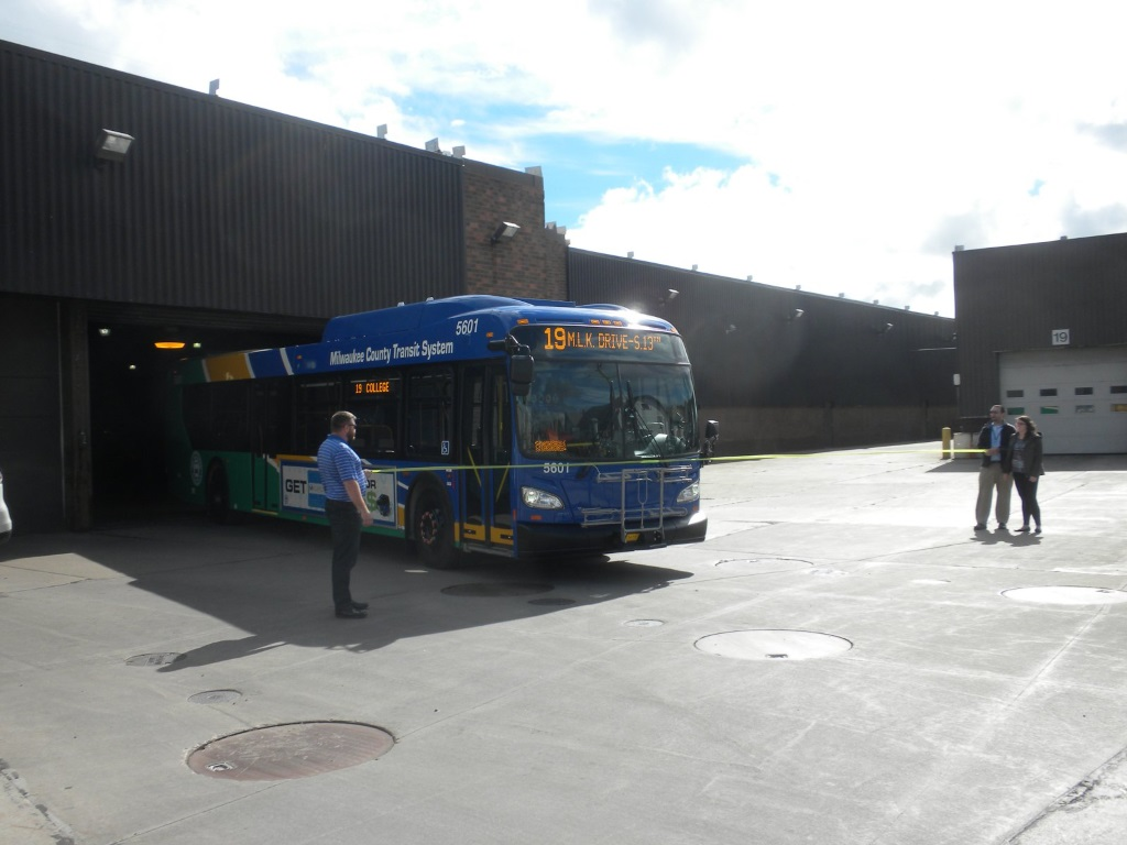 MCTS One of the Top Systems in the Country Getting You to Work