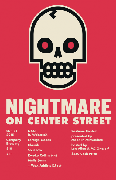 A Nightmare on Center Street