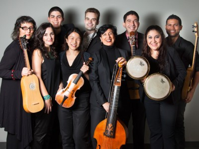 Latin-Baroque Fusion Opens Early Music Now Season